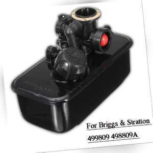 Rasenmäher Benzintank Tank +  Vergaser Für Briggs & Stratt 494406 498809  ;