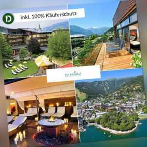 8 Tage Urlaub im Hotel Der Schütthof  in Zell am See mit Verwöhnpension