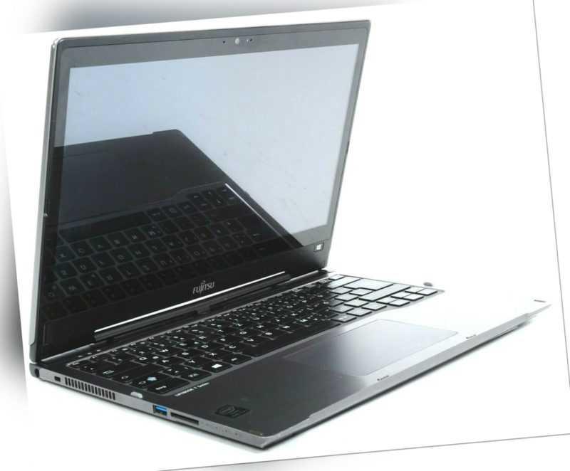 "Fujitsu Lifebook T904 13"" WQHD i5 Ultrabook 2in1 4GB RAM 250GB SSD HDMI - 33614"