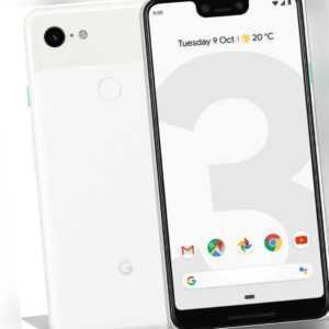 Google Pixel 3 XL 64GB weiß Smartphone ohne Simlock - Sehr guter Zustand