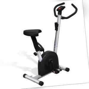 vidaXL Fitness Fahrrad Bike Heimtrainer Hometrainer Trimmrad Cardio Ergometer