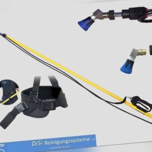 HD Teleskoplanze Hochdruckreiniger KNICKGELENK Kärcher Kränzle M22