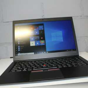 "Lenovo ThinkPad X1 Carbon 4 Gen. 14"" FHD Core i5 6200 8GB RAM 512GB SSD 4G LTE"
