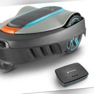 Gardena smart Sileno Set city 500 Mähroboter Rasenroboter APP WLAN