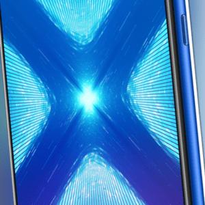"Honor 8X DualSim blau 128GB LTE Android Smartphone 6,5"" Display 20 Megapixel"