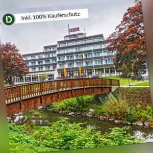 Sauerland 4 Tage Kurzurlaub Park-Hotel Olsberg Reise-Gutschein Erholung Natur