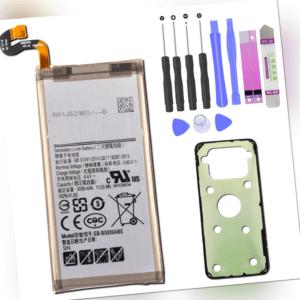 Samsung Galaxy S8 SM-G950F Power Akku Battery Batterie EB-BG950ABE 3000mAh NEU
