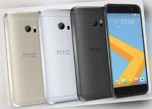 HTC 10 Android Smartphone (5,2 Zoll 32GB 4GB RAM 12MP Kamera)