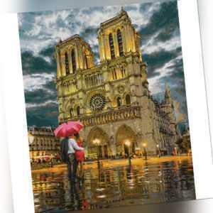 Neuheit Notre Dame Malen nach Zahlen Schipper Meisterklasse Premium 40 x 50 cm