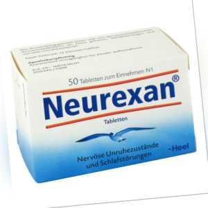 Neurexan Tabletten 50stk PZN 04143009