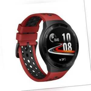 Huawei Watch GT2e Smartwatch rot Aktivitätstracker Sportuhr