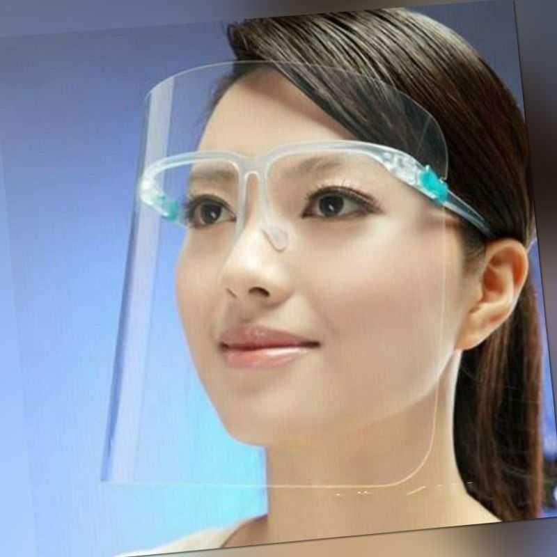 Gesichtsschutz Gesichtsschild Face Shield Visier Mund Nasen Schutz Schutzvisier