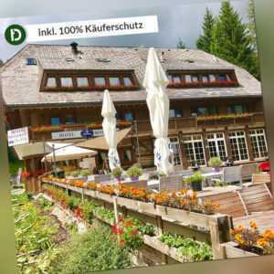 4 Tage Schwarzwald Urlaub mit Halbpension in der Natur im Hotel Kräuter Chalet