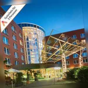 Städtereise Dortmund für 2 Personen Dorint Wellness Hotel Gutschein 3 bis 4 Tage