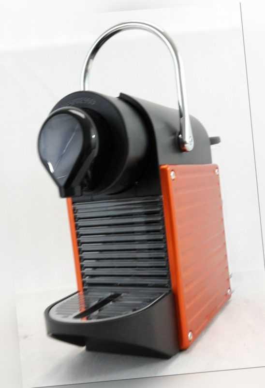 Kaffeemaschine Kapselmaschine Krups Nespresso Pixie XN3006...