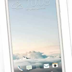 """HTC ONE A9 Smartphone 5 Zoll 16GB Android silber """"gebraucht"""""""