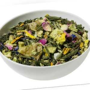 (58,80Eur/kg) Loser Tee - Warme Seele - Aromatisierter grüner Tee - (250g)