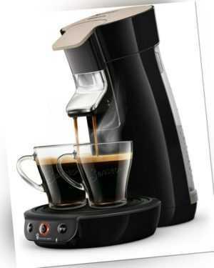 Philips Senseo Viva Café Eco HD6562/32 Padmaschine + 80 Pads...