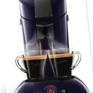 Philips Senseo HD6554/40 Kaffeepadmaschine CremaPlus...