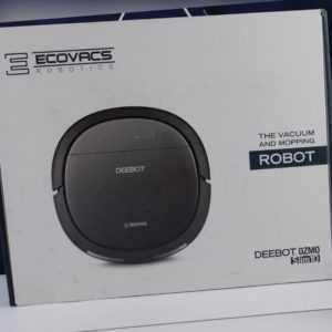 ECOVACS Robotics DEEBOT Slim10 Saug- & Wischroboter Robotor Staubsauger