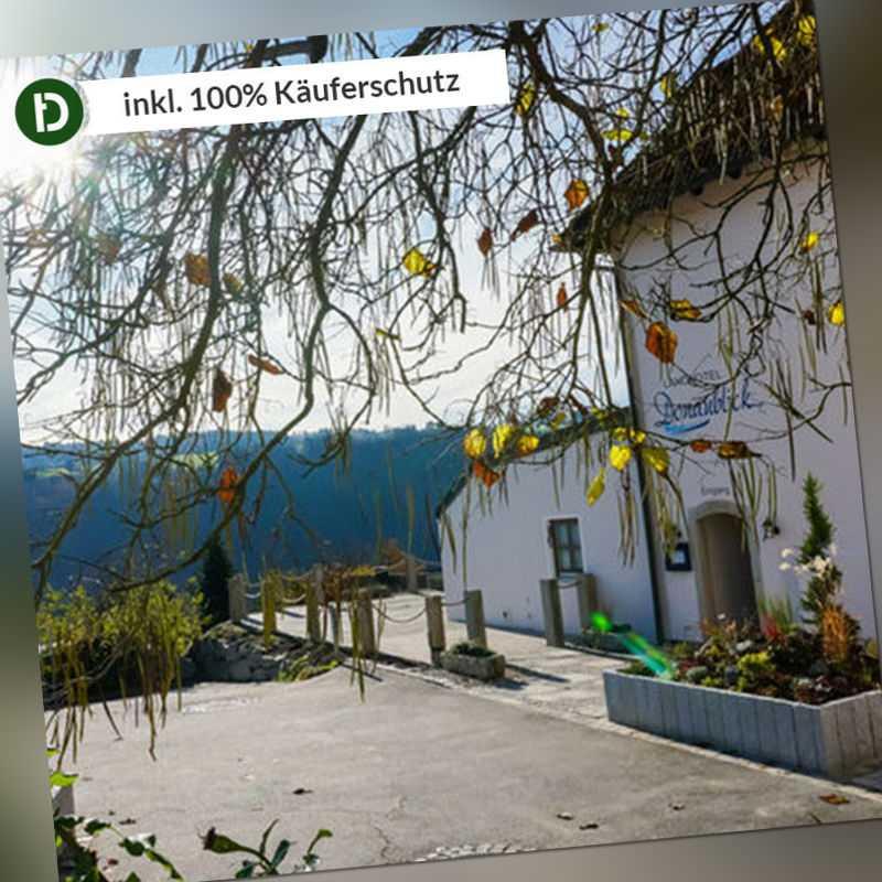 6 Tage Urlaub im Landhotel Donaublick in Obernzell mit Frühstück
