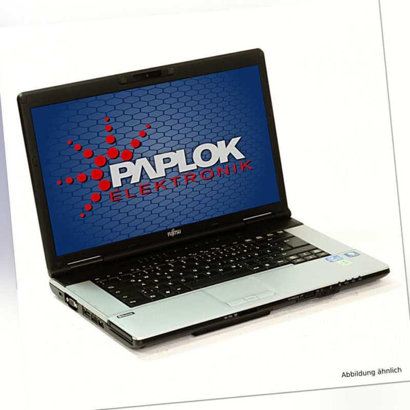 Fujitsu Lifebook E751 Notebook Core i5 2520M 320GB 2GB DVD-RW Display Port