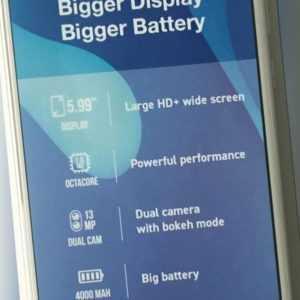 Wiko Wiko Y80 gold RÜCKLÄUFER LTE 13Mp 2GB + 16GB