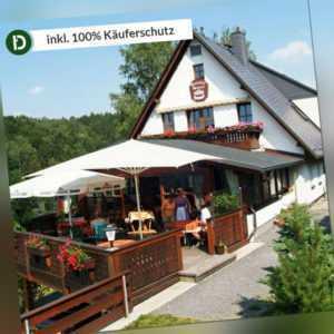 Erzgebirge 4 Tage Pobershau Kurzreise Gaststätte Pension Waldeck Gutschein