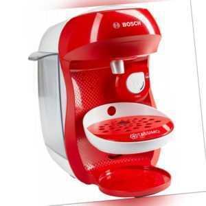Bosch TAS1006 Tassimo Happy Kaffeemaschine bright red 1300 Watt...