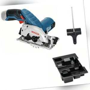 Bosch Akku-Kreissäge GKS 12V-26 Professional 06016A1001 + Standard for Wood