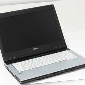 Fujitsu Lifebook S751 Notebook Core i7 2640M 320GB HDD 8GB Webcam WWAN DVD-RW