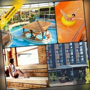Kurzreise Köln 3 Tage 2 Personen 4* H+ Hotel Städtereise inkl. Aqualand Tickets