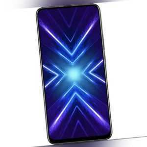 HONOR 9X Smartphone 128 GB Handy LTE Android Midnight Black 6,95...