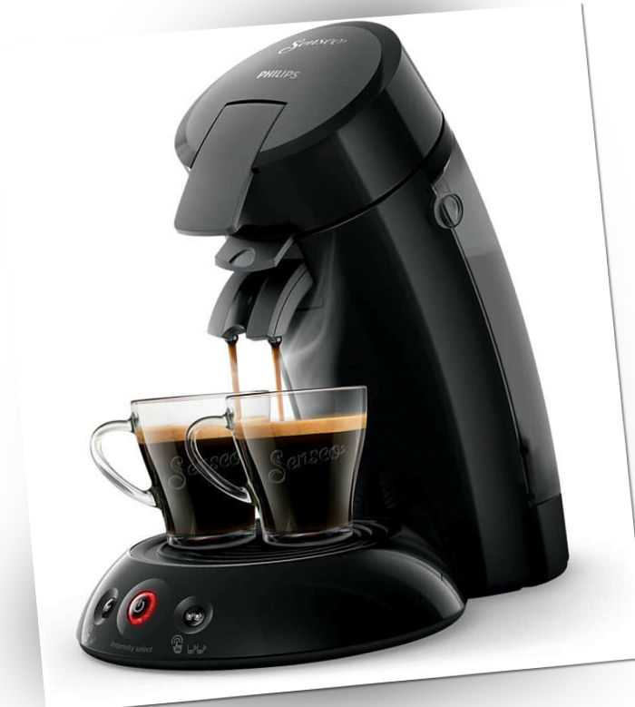 Philips HD6554/67 Kaffeemaschinen Schwarz