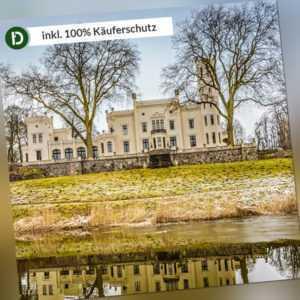 Mecklenburgische Seenplatte 3 Tage Kurzreise Schloss-Hotel Kittendorf Gutschein
