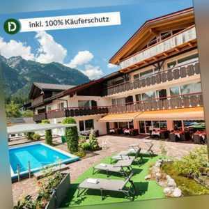 Oberbayern 4 Tage Garmisch-Partenkirchen Urlaub Hotel Rheinischer Hof Gutschein