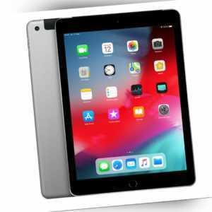 Apple iPad 5. Generation A1823 Wi-Fi + Cellular 4G LTE 32GB Space Grau Schwarz