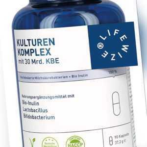 EINFÜHRUNGSPREIS - LifeWize Kulturen Komplex 30 Mrd. KbE Lactobacillus +