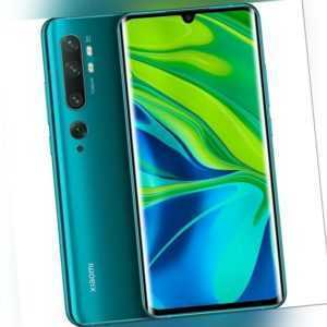 Xiaomi Mi Note 10 Pro 8GB RAM 256GB Green Android Smartphone ohne...