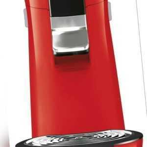 Philips Pad-Automat SENSEO® HD6563/80 NEW Viva Cafe Rot
