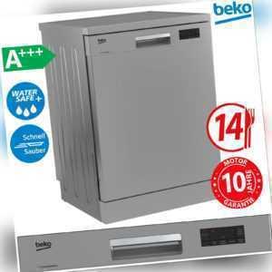 Beko A+++ Geschirrspüler 60cm Spülmaschine Unterbau freistehend...