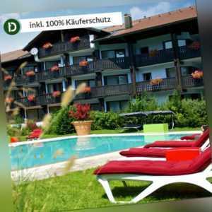 6 Tage Urlaub in Oberstaufen im Allgäu im Hotel Ludwig Royal mit Halbpension