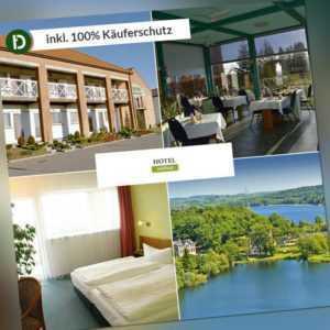 4 Tage Kurzurlaub an der Meckl. Seenplatte im Hotel Hellfeld mit Halbpension