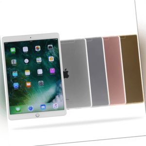 "Apple iPad Pro 10,5"" 256GB / WiFi + 4G Grau Silber Gold Rose / MwSt. / Wie Neu"