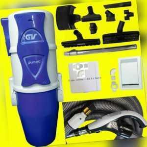 GV Puma Master 1.6 BLUE-Edition Comfort 550 AirWatt ( Domel ) Zentralstaubsauger