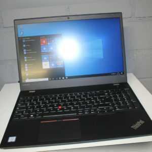 """Lenovo ThinkPad T570 15,6"""" FHD IPS Core i5 6300 16GB DDR4 512GB SSD Win 10 Pro"""