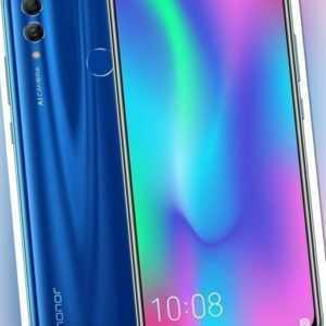 "Honor 10 Lite DualSim Sapphire Blau 64GB LTE Android Smartphone 6,21"" Display"