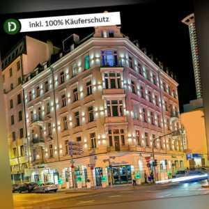 Geburtstagsgeschenk Städtereise Frankfurt am Main Grand Hotel Downtown 5ÜN/2P
