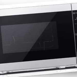 Mikrowelle Grillfunktion 1000 Watt 20 Liter 5 Leistungsstufen...