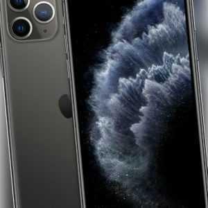 Apple iPhone 11 Pro Max 256GB Space Grau Ohne Simlock A2218...